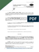 Demanda Inicial Ejecutiva Mercantil