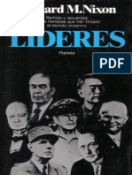 Lideres - Richard M. Nixon