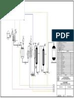 Flow Sheet Bioetanol Dari Nasi Aking (Whindy Pradita S. & Muhammad Rizki Alfi - 1214012 & 1214013)