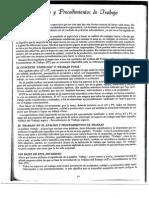 Analisis y Procedimientos de Trabajo F. Bird