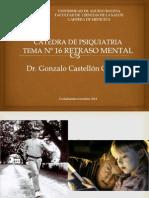 Psiquiatria Tema N⺠16
