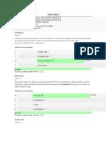 Evaluacion Unidad II Fudamentos de administracion