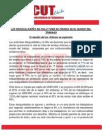 El Desafio de Chile Es Superar Las Desigualdades