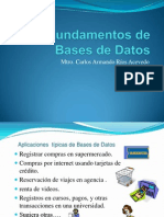 Fundamentos de Data base Management