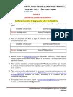 Guía # 12 Utilización Del CorreoElectrónico .
