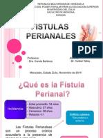fistulas anales