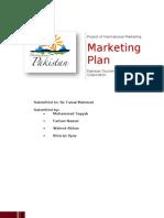 Project of International Marketing
