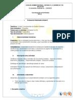 Evaluacion Intermedia Unidad II
