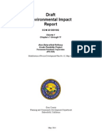Draft Environmental Impact Report Volume 1 for the Alon Bakersfield Refinery Crude Flexibility Project