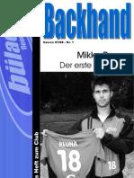 Backhand 2007/2008 Nr. 1