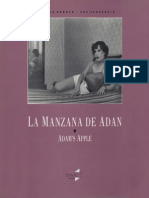 Paz Errazuriz La Manzana de Adan