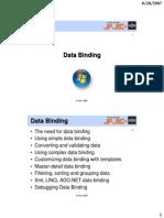 U2U WPF - 09 - Data Binding
