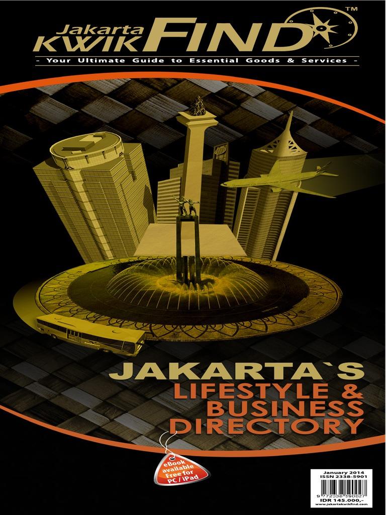 Jakarta Kwik Find January 2014 cb355e11d0