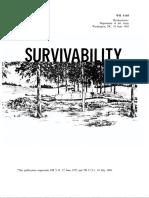 Army - fm5 103 - Survivability