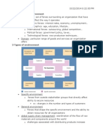 Organizational theory Chapter guide