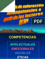 Competencias Con Los 16 Factores