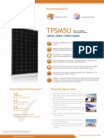 Topray Tpsm5u 185w-200w
