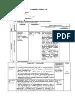 SESION DE APRENDIZAJE CON RUTAS  2014.docx