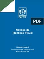 8.- Normas de Identidad Visulal Issste