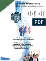 Programa de Capacitacion Motivacion Laboral Upch 2014