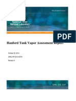 Hanford Tank Vapor Assessment Report