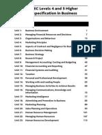 BTEC QCF Assignment Brief
