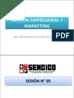 Gestion Empresarial - Sesión 5