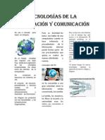 Tecnologías de La Informacion y La Comunicacion RUBY