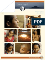 Saranagathi ENewsletter November 2014 New