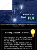 effects of electricity.ppt