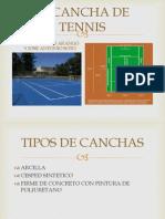 Expo Canchas de Tenis