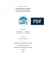 Presentasi Kasus Febrile Neutropenia (DIANA FARID).doc