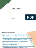 Pelan Pelaksanaan Inisiatif TIMSS PISA 30 Julai.ppt