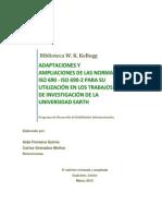Normas ISO 690 e ISO 690 2