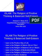 ISLAM Religion of Positive Thinking
