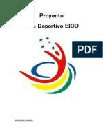 Proyecto Club Deportivo Terminado