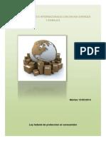 Leyes Nacionales e Internacionales Con Envase Empaque y Embalaje