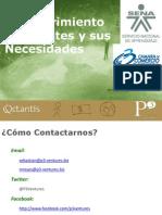 tallerdescrubrimientodelclienteysusnecesidades-110820080850-phpapp02