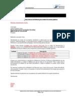 3-Formularios Para Licenciamiento MINED