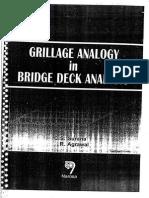 Grillage Analogy in Bridge Deck Analysis