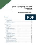 MongoDB Aggregation Guide