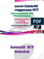 2.1.1 Mysrt Inisiatif & Selnggaraan ICT Sklh