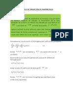 Metodo de Variacion de Parametros - Copia-1