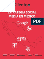Marketing Estrategia Social Media Mexico