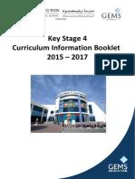 ks4 option booklet 2015 final