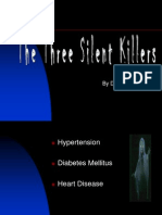 3 Silent Killers