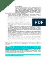 Belen vs Chavez Digest (Jurisdiction)