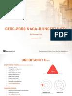 Aga8 Versus Gerg2008