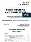 Army - fm21 10 - Field Hygiene and Sanitation