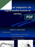 Modificari Adaptative Ale Organismului Matern in Sarcina Alb - Copy (2) - Copy